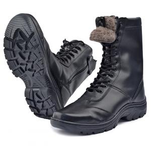 """Ботинки с высоким берцем """"EXTRIME-NORD"""" на молнии, натуральная шерсть"""