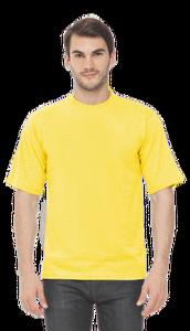 Футболка 160 г/м2 желтая