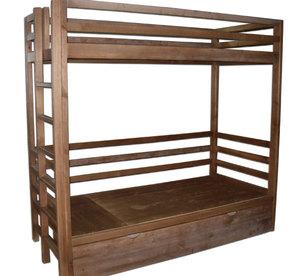 Кровать двухъярусная для хостела