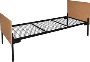 Кровать металлическая для общежитий