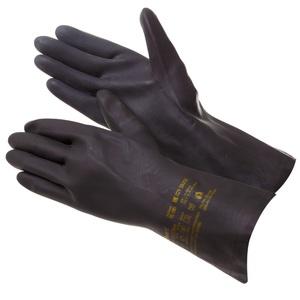 Перчатка латекс+неопрен индустриальная химстойкая Gward HD27