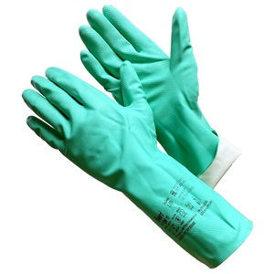 Перчатка химически стойкая нитриловая Gward RNF15