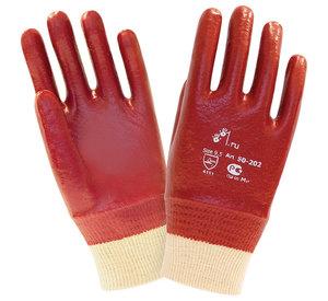 ПВХ перчатки 2Hands ЕСО 50-202
