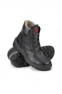 Ботинки рабочие летние/демисезонные от электродуги с КП цвет черный