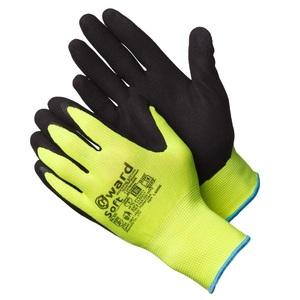 Перчатки со вспененным латексом Gward Soft
