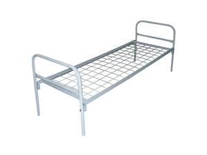 Кровать металлическая для рабочих