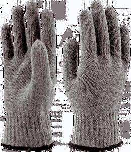 Перчатки полушерстяные ЗИМА®